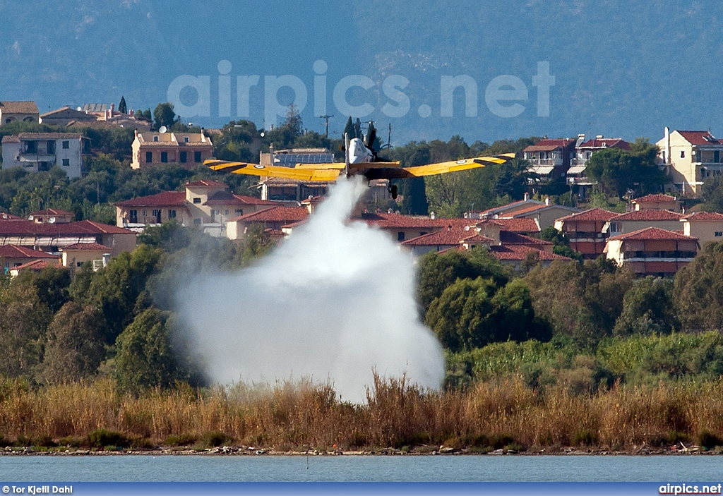 027, PZL M-18B Dromader, Hellenic Air Force