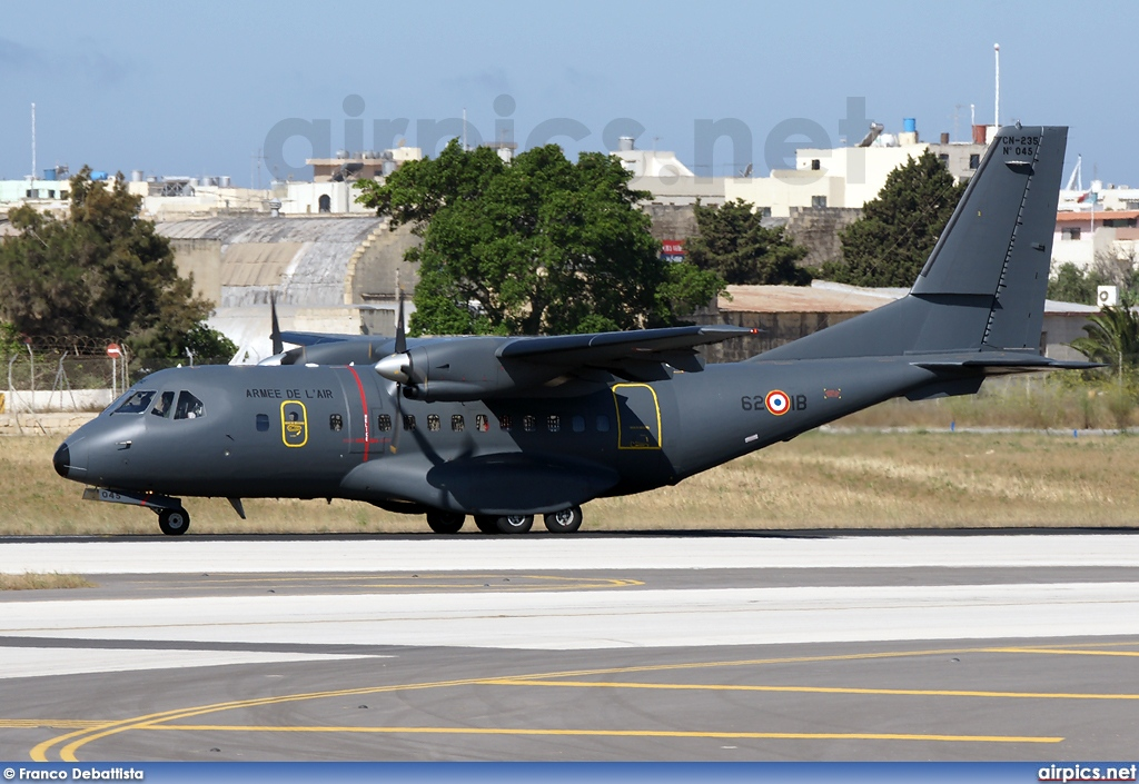 045, Casa CN235-200M, French Air Force