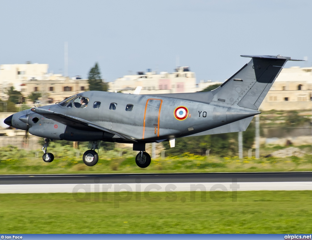 098-YO, Embraer EMB-121AA Xingu, French Air Force