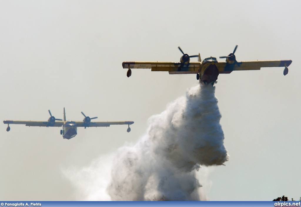 1043, Canadair CL-215, Hellenic Air Force