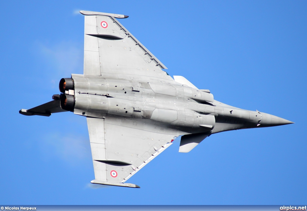 105, Dassault Rafale C, French Air Force