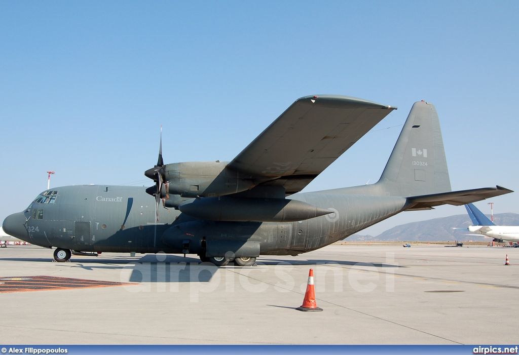 130324, Lockheed C-130E Hercules, Canadian Forces Air Command