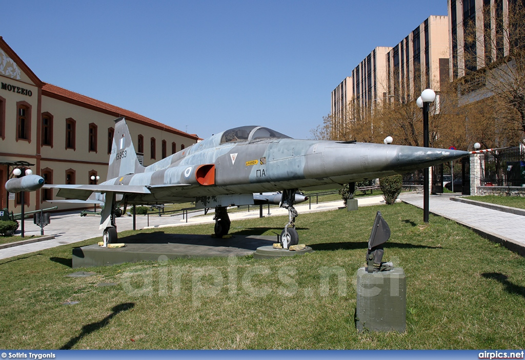 13353, Northrop F-5A Freedom Fighter, Hellenic Air Force