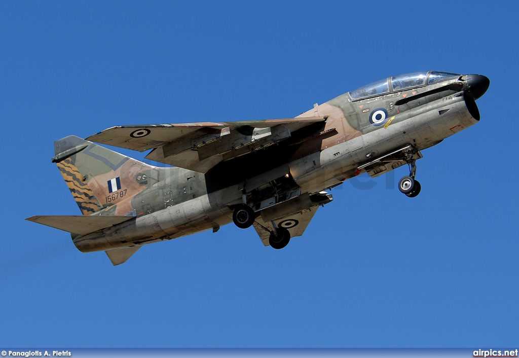 156787, Ling-Temco-Vought TA-7C Corsair II, Hellenic Air Force