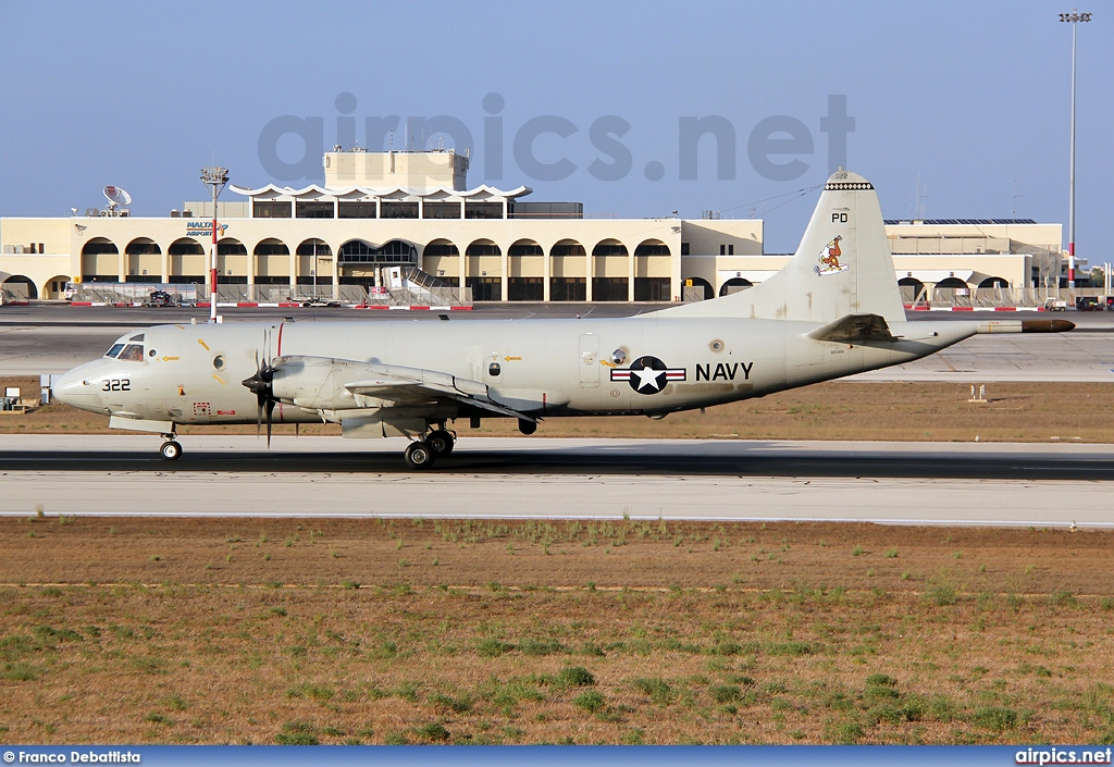 159322, Lockheed P-3C Orion, United States Navy