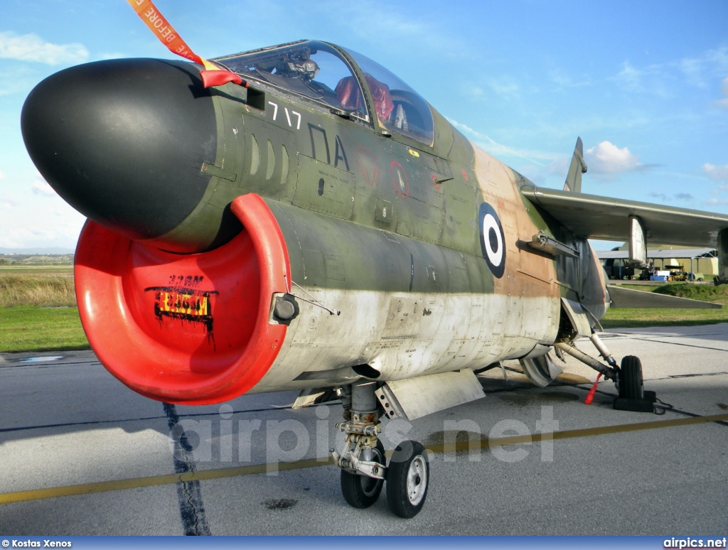 160717, Ling-Temco-Vought A-7E Corsair II, Hellenic Air Force