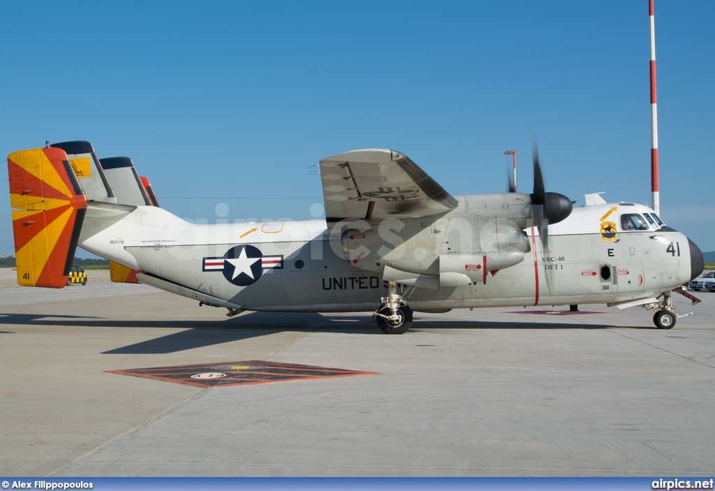 162176, Grumman C-2A Greyhound, United States Navy