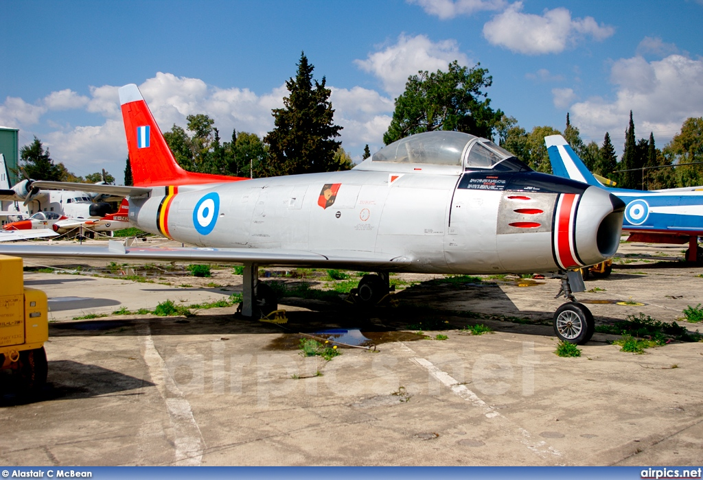 19199, Canadair CL-13 Sabre Mk.2, Hellenic Air Force