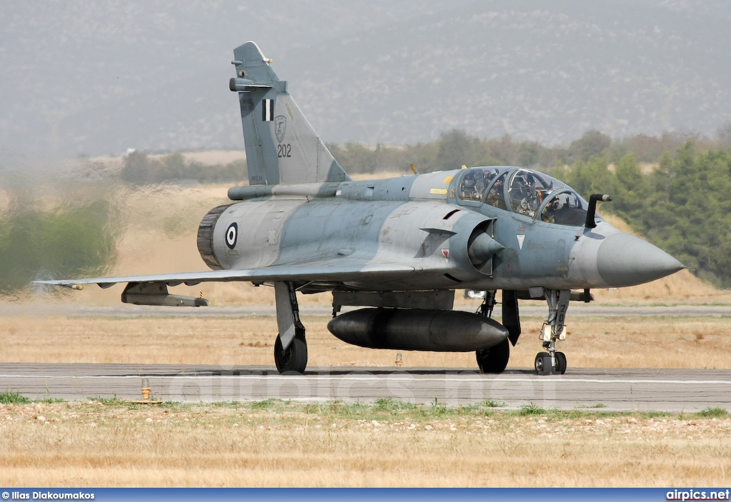 202, Dassault Mirage 2000BG, Hellenic Air Force
