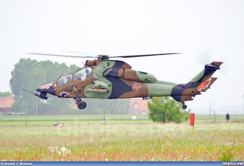 2021, Eurocopter EC 665-HAP Tiger, French Army Light Aviation