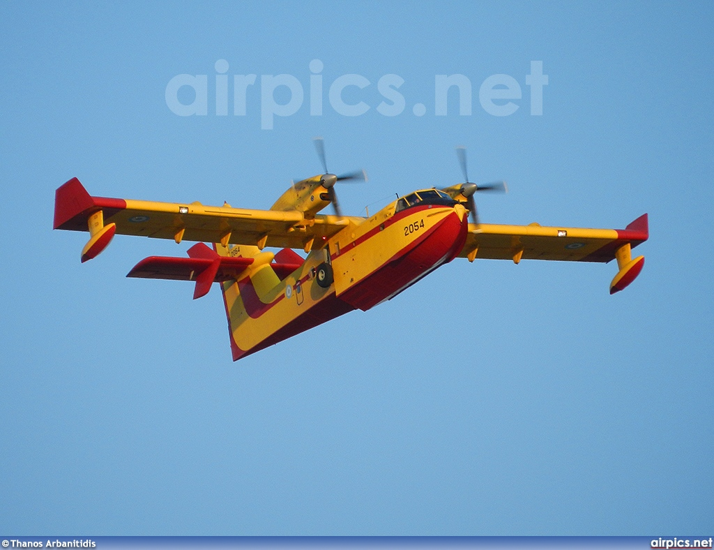 2054, Canadair CL-415, Hellenic Air Force
