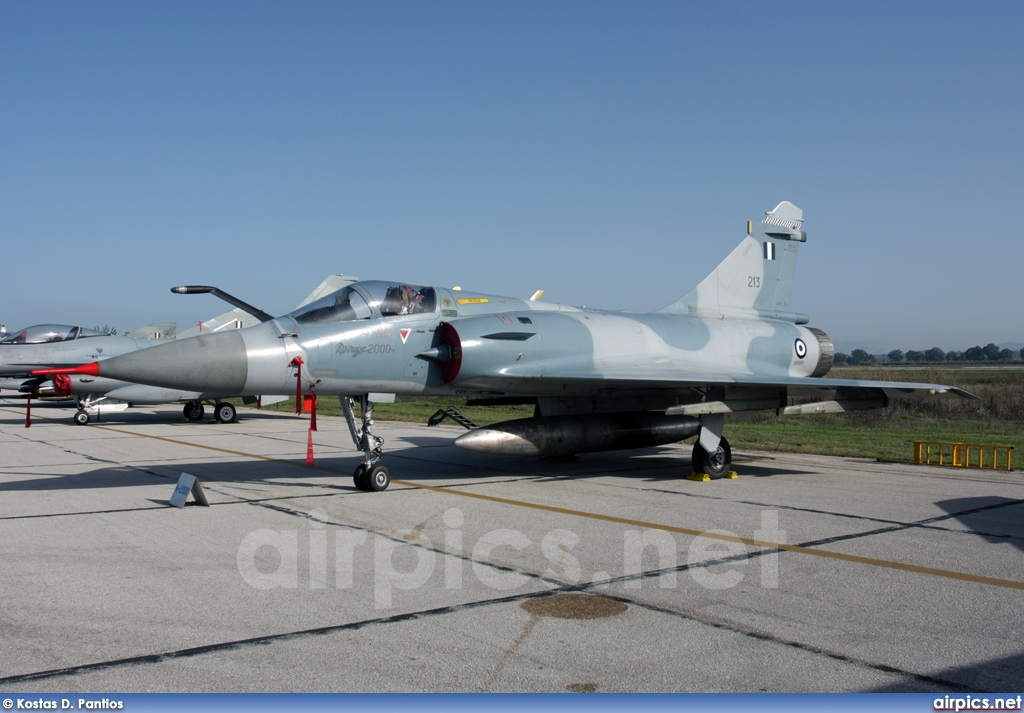 213, Dassault Mirage 2000EG, Hellenic Air Force
