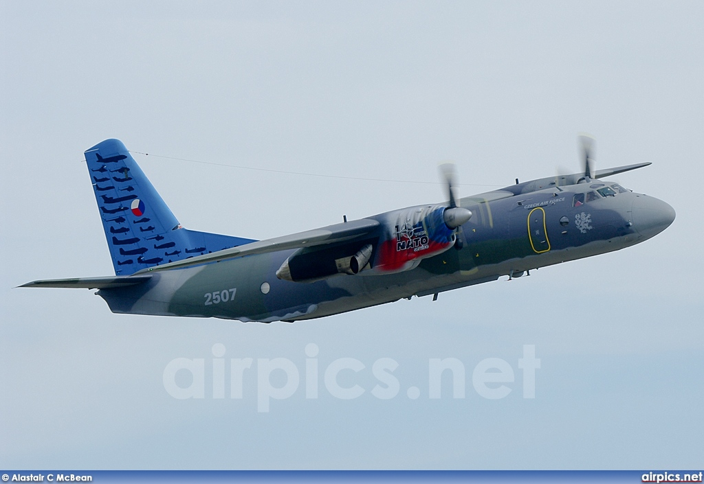 2507, Antonov An-26, Czech Air Force