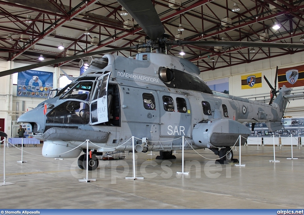 2574, Aerospatiale (Eurocopter) AS 332-C1 Super Puma, Hellenic Air Force