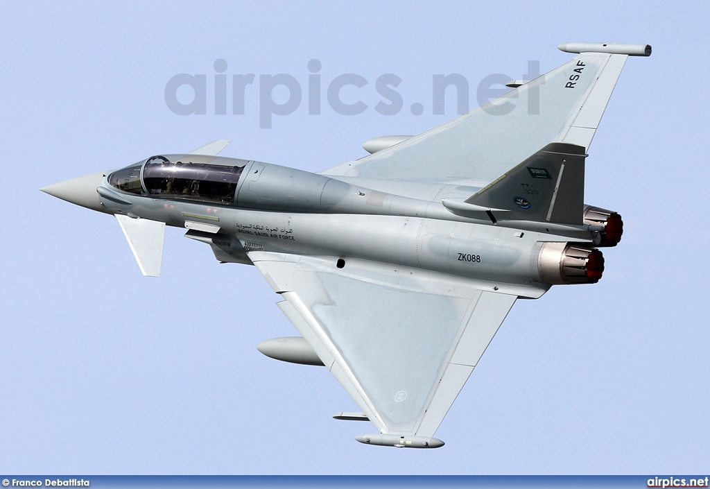 320, Eurofighter Typhoon T.3, Royal Saudi Air Force
