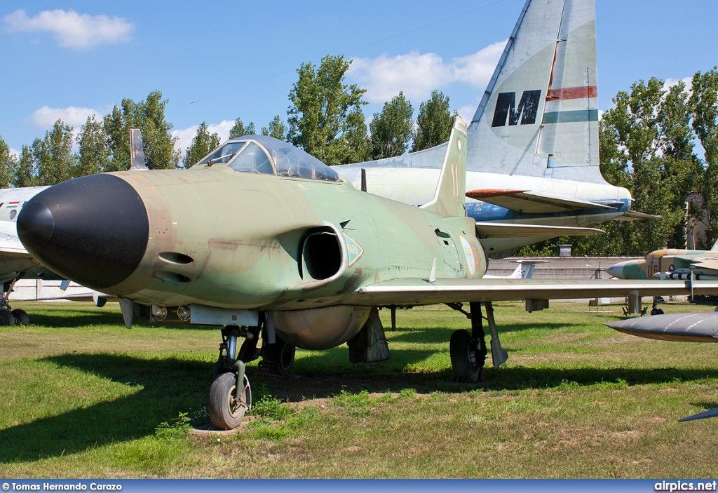 32607, Saab J-32E Lansen , Swedish Air Force
