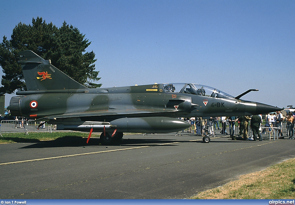 363, Dassault Mirage 2000N, French Air Force