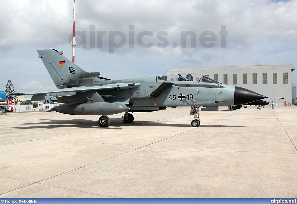 45-19, Panavia Tornado IDS, German Air Force - Luftwaffe