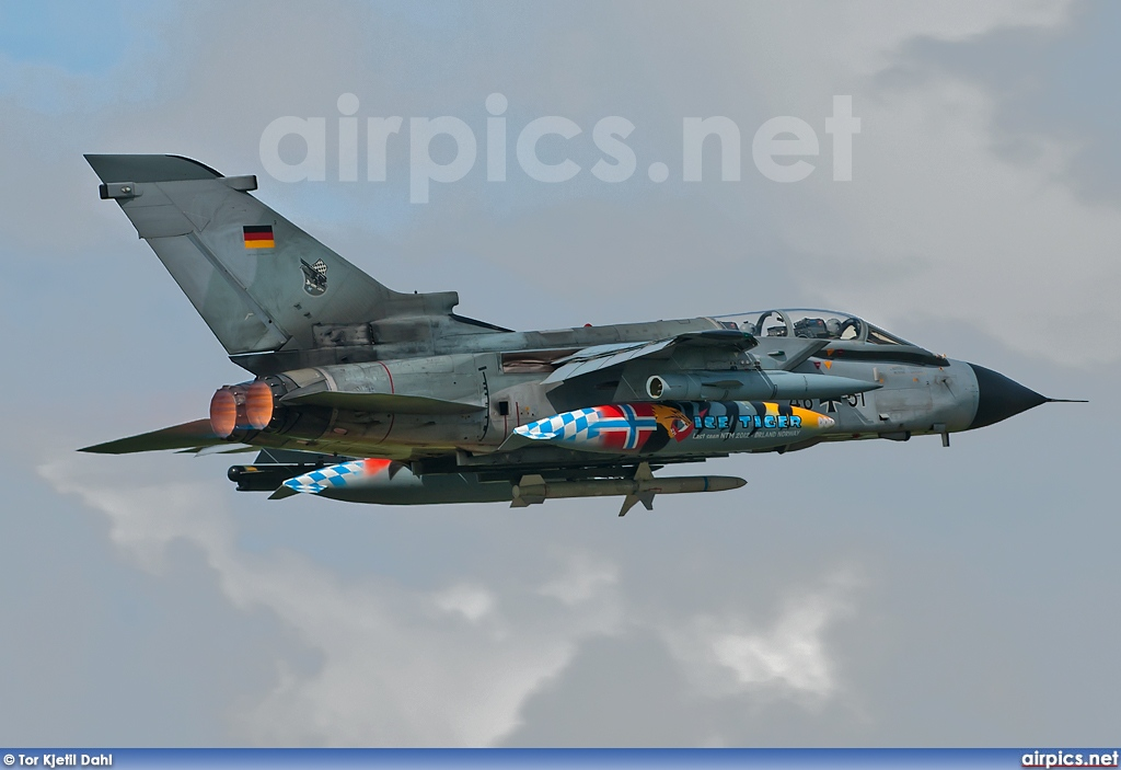 46-51, Panavia Tornado ECR, German Air Force - Luftwaffe