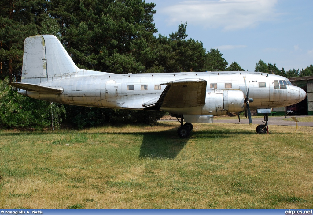 482, Ilyushin Il-14P, East German Air Force