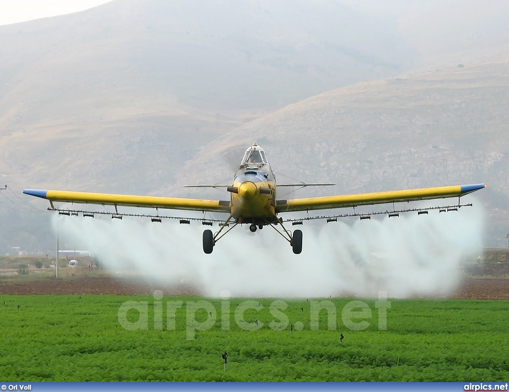 4X-AWT, Ayers S2R-T45 Turbo Thrush, Chim-Nir Aviation