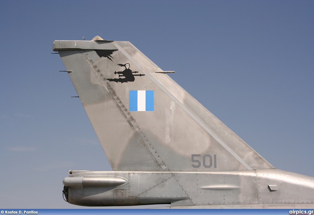 501, Lockheed F-16C Fighting Falcon, Hellenic Air Force