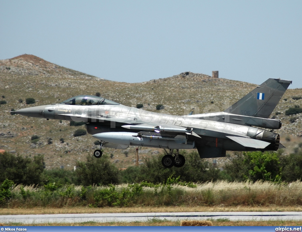 506, Lockheed F-16C Fighting Falcon, Hellenic Air Force