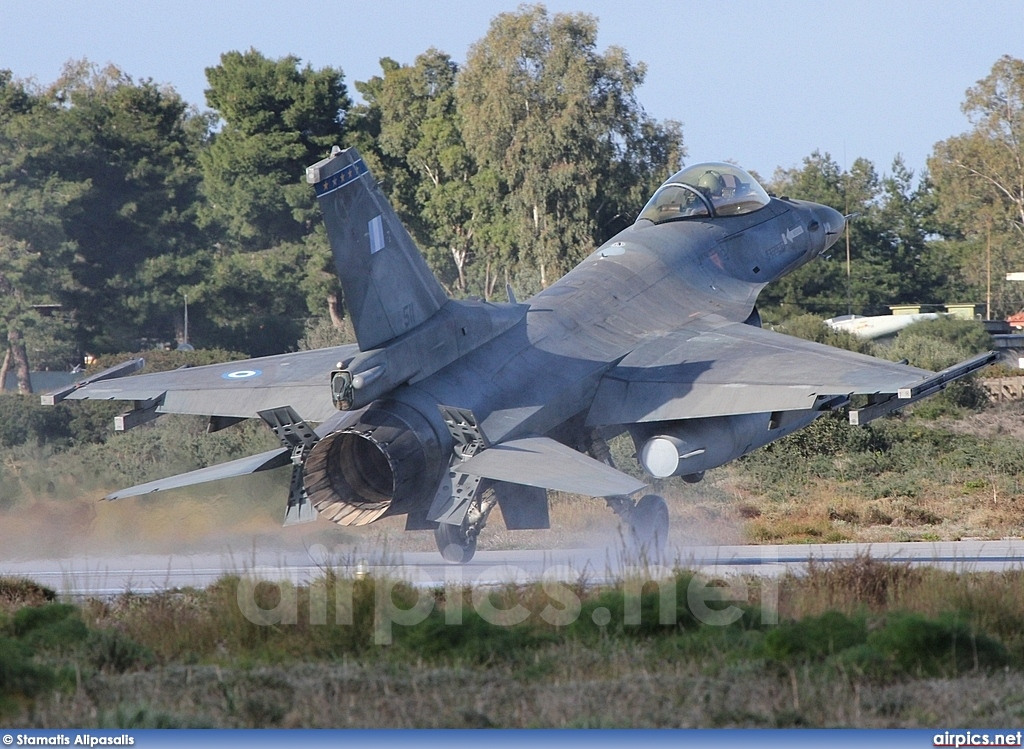511, Lockheed F-16C Fighting Falcon, Hellenic Air Force