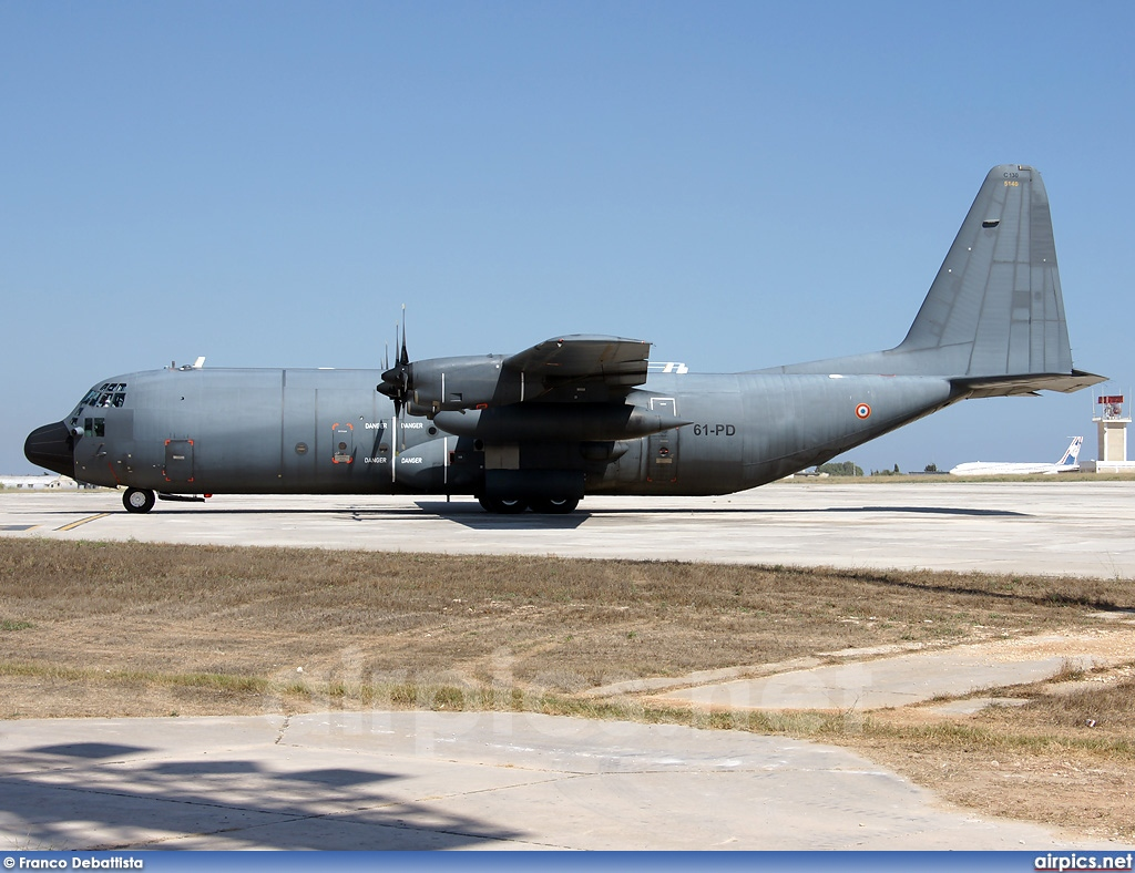 5140, Lockheed C-130H Hercules, French Air Force