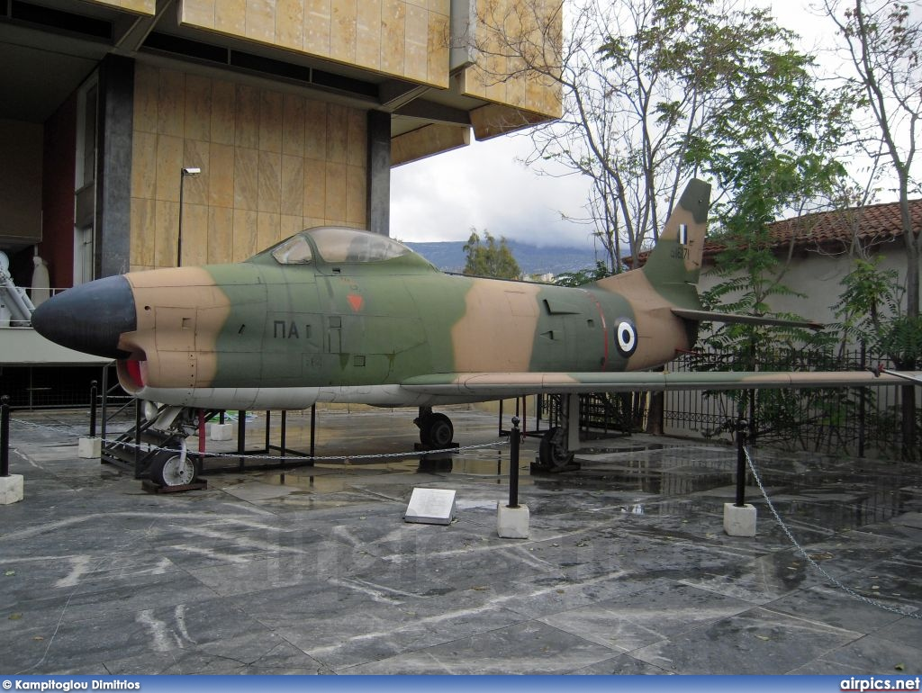 516171, North American F-86D Sabre, Hellenic Air Force