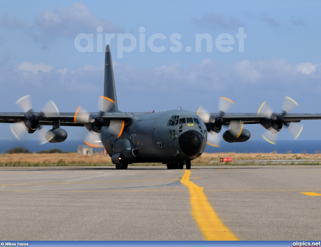 5226, Lockheed C-130H-30 Hercules, French Air Force