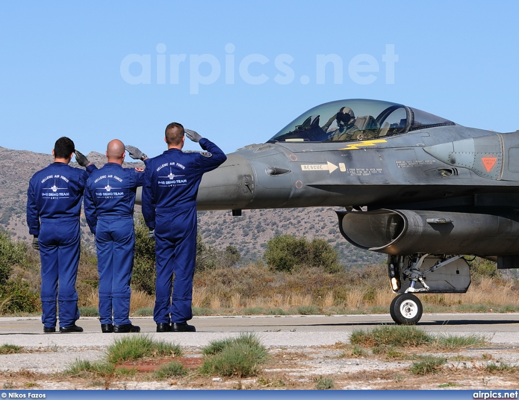 529, Lockheed F-16C Fighting Falcon, Hellenic Air Force