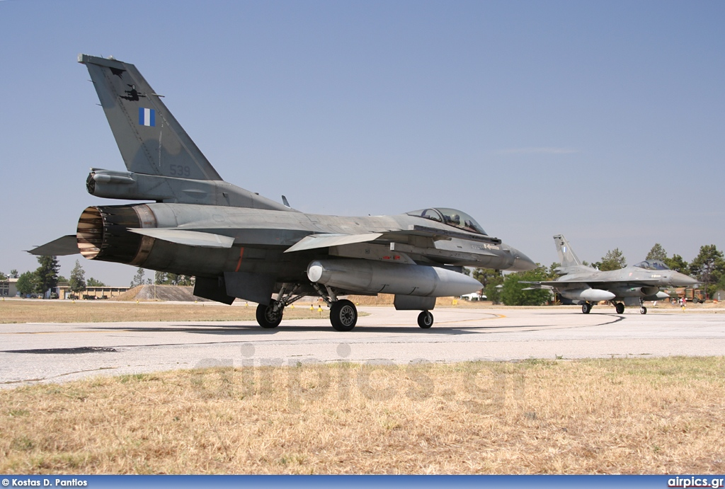 539, Lockheed F-16C Fighting Falcon, Hellenic Air Force
