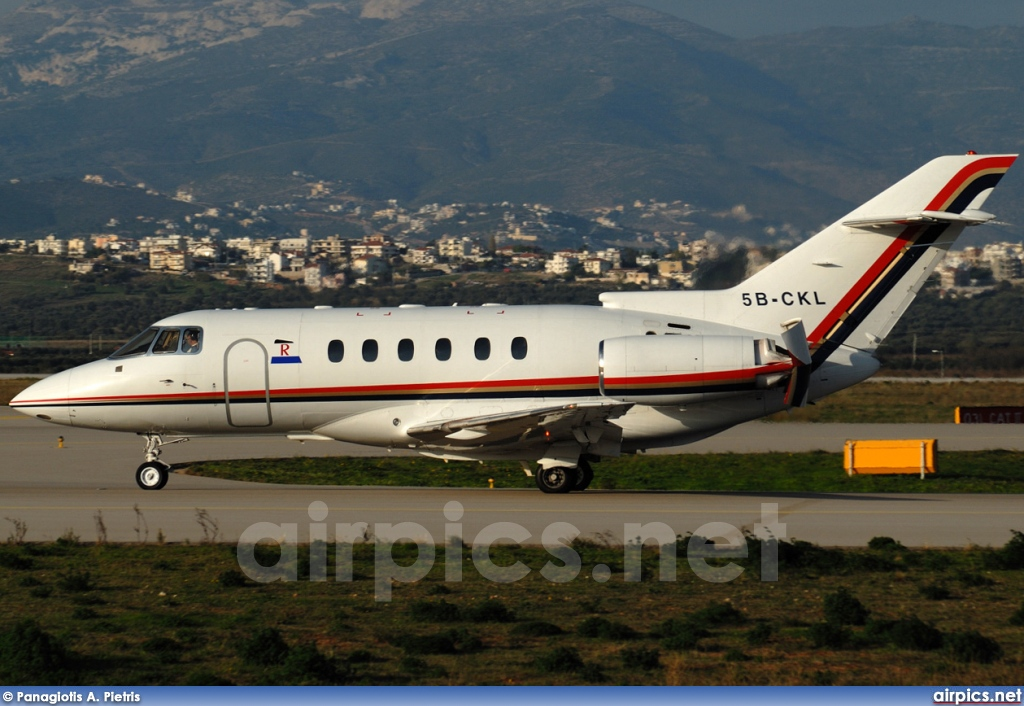 5B-CKL, Hawker 800XP, Untitled