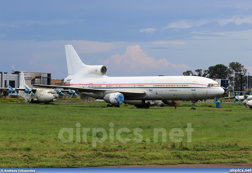 5X-AAV, Lockheed L-1011-200 Tristar, Untitled