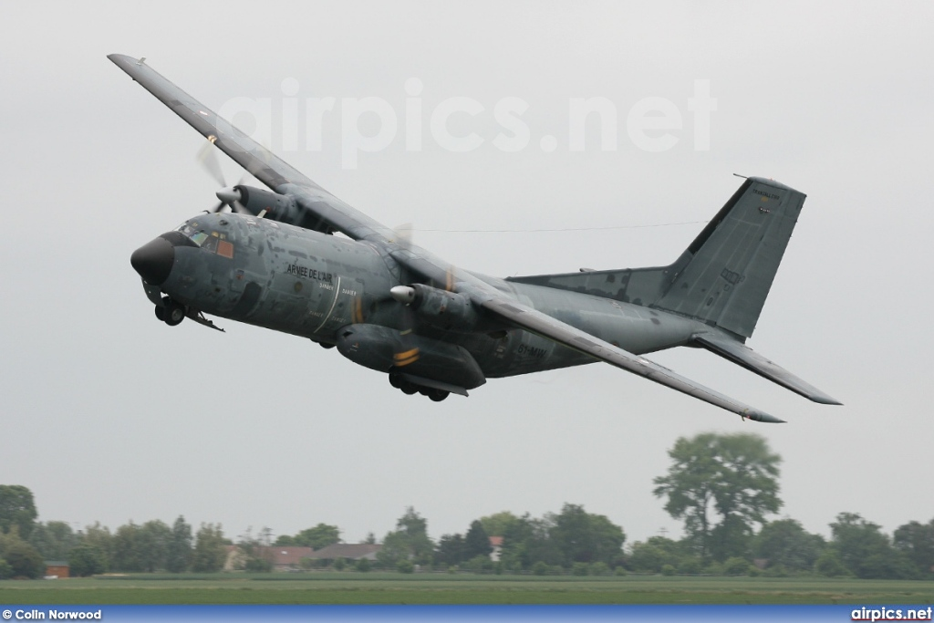 61-MW, Transall C-160R, French Air Force