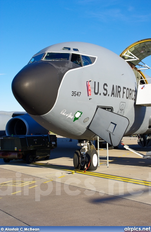 62-3547, Boeing KC-135R Stratotanker, United States Air Force