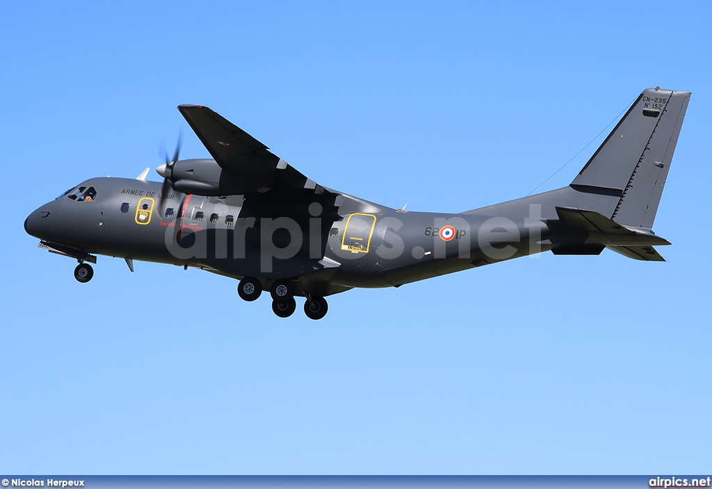 62-IP, Casa C-235-220M, French Air Force