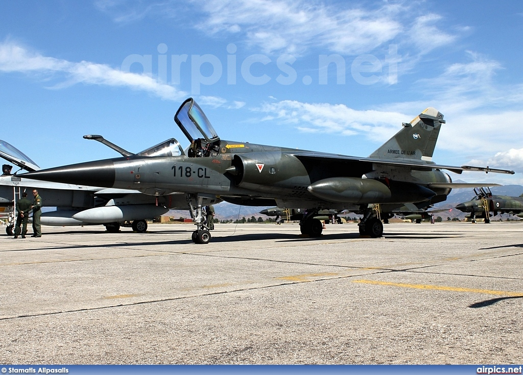 657, Dassault Mirage F.1CR, French Air Force