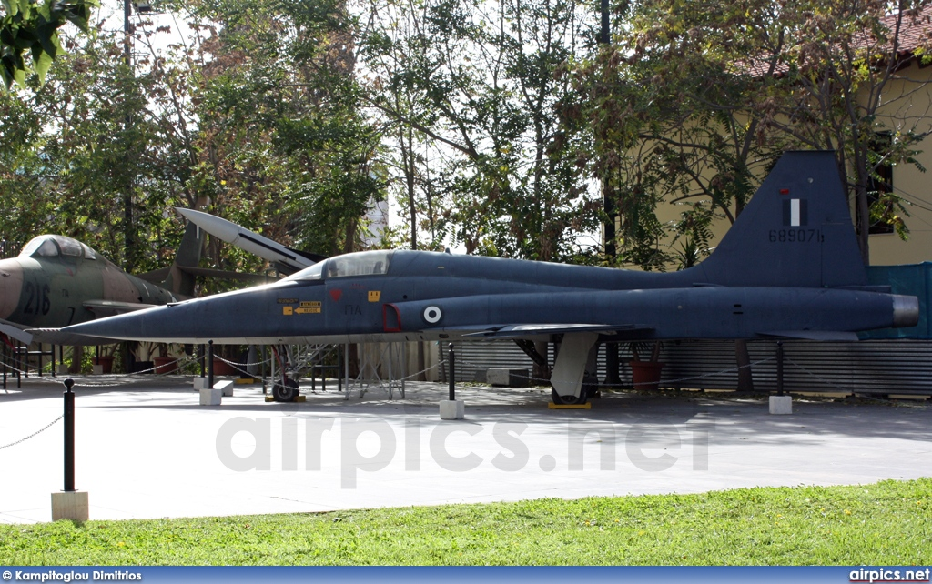 689071, Northrop F-5A Freedom Fighter, Hellenic Air Force