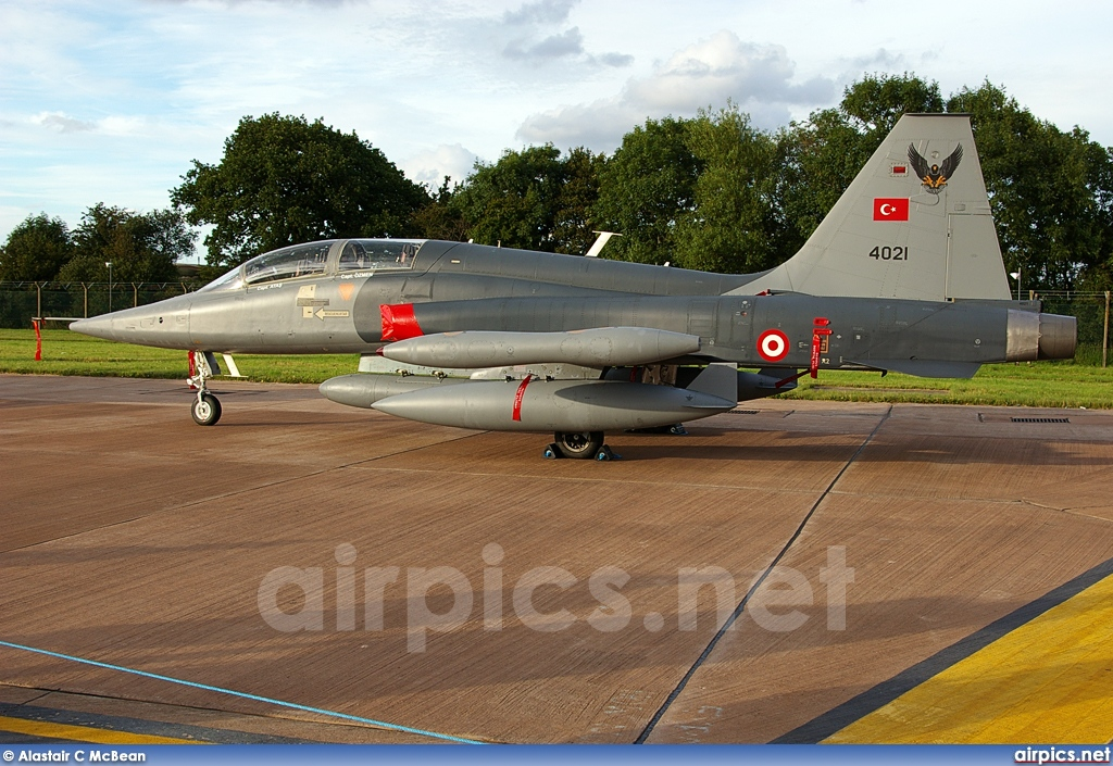 71-4021, Northrop NF-5B Freedom Fighter, Turkish Air Force