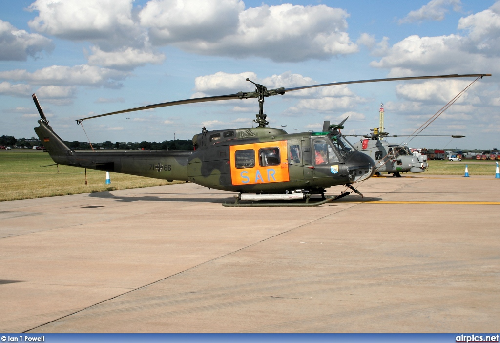 71-66, Bell (Dornier) UH-1D Iroquois (Huey), German Air Force - Luftwaffe