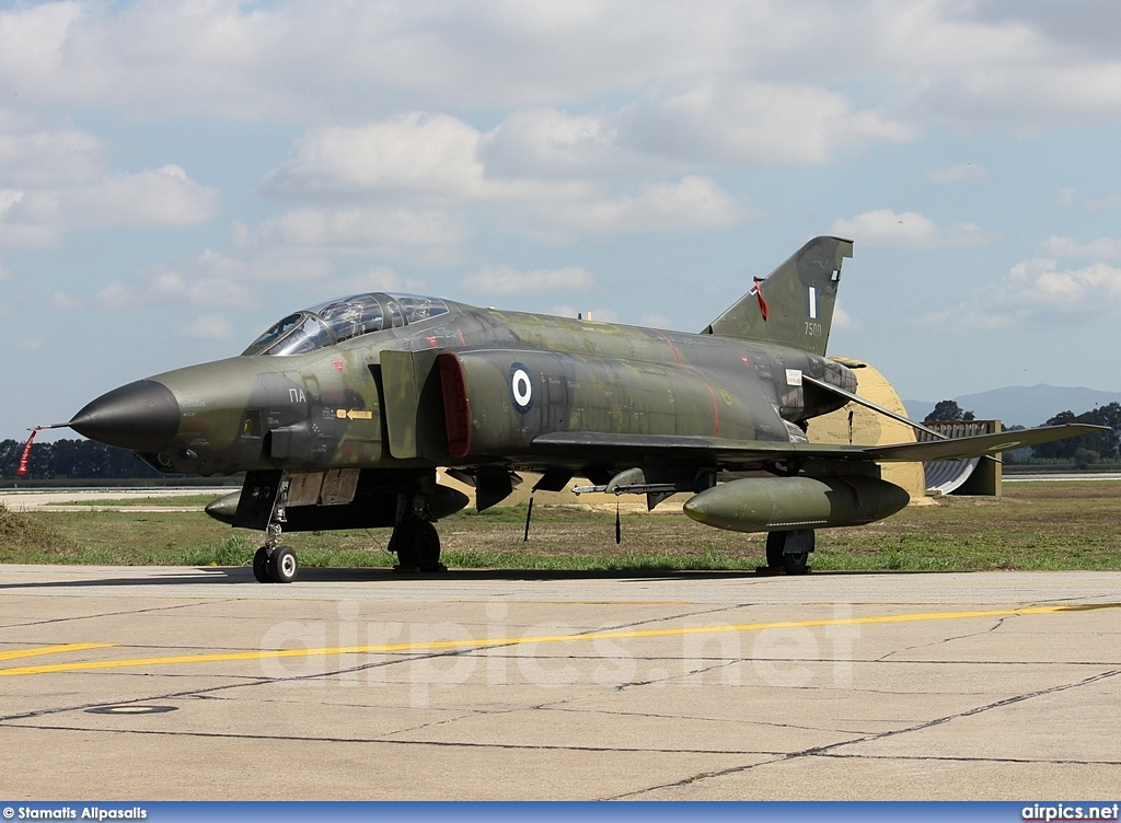 7500, McDonnell Douglas RF-4E Phantom II, Hellenic Air Force