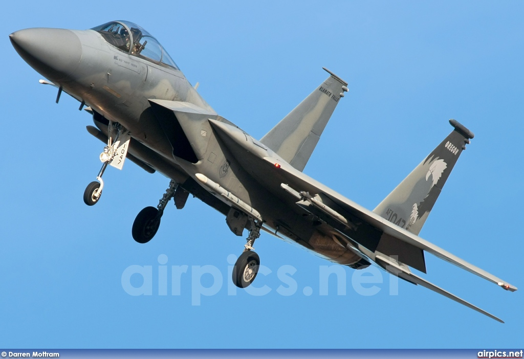 81-0047, Boeing (McDonnell Douglas) F-15C Eagle, United States Air Force