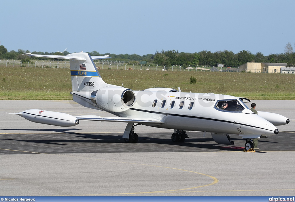 84-0096, Learjet C-21A, United States Air Force