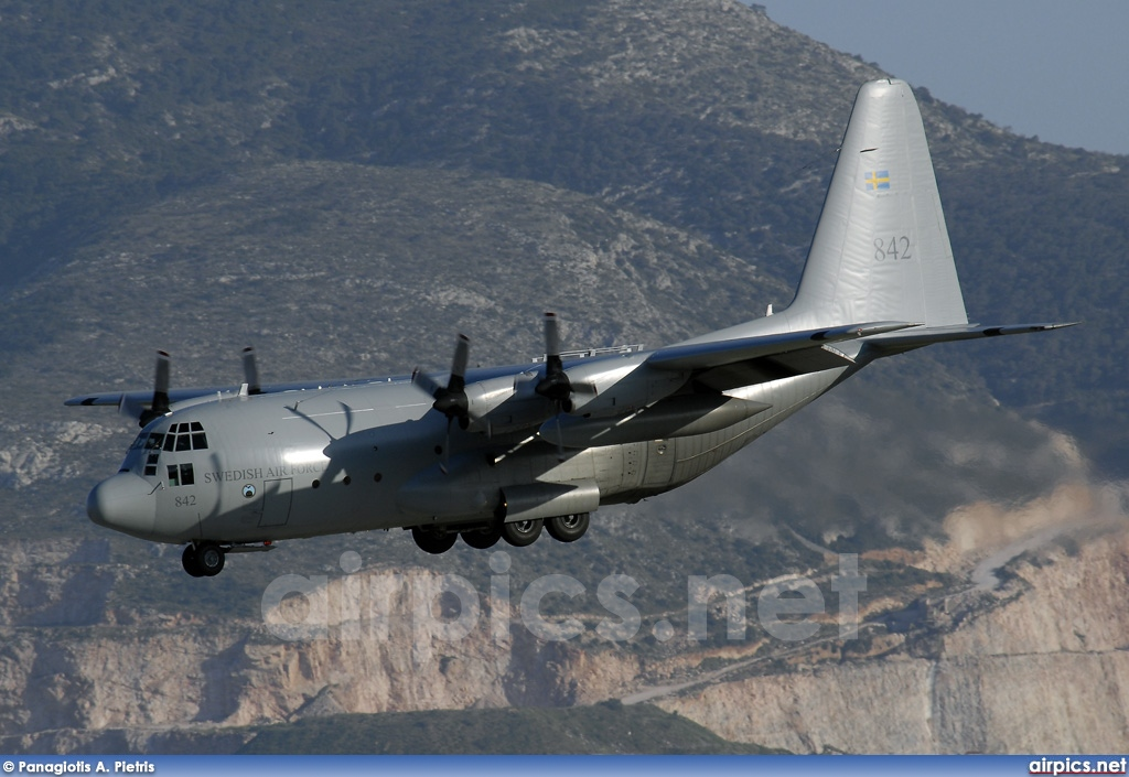 84002, Lockheed C-130H Hercules (Tp84), Swedish Air Force