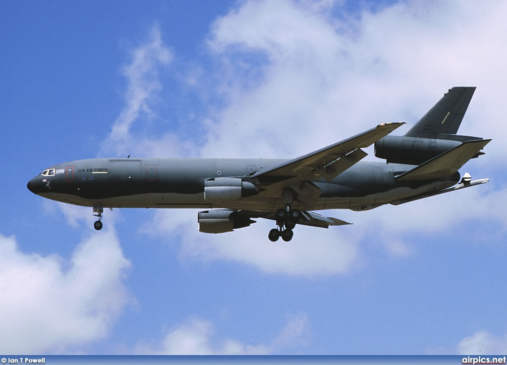 86-0033, McDonnell Douglas KC-10A, United States Air Force