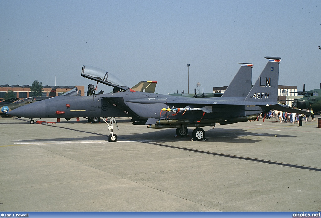 90-0248, Boeing (McDonnell Douglas) F-15E Strike Eagle, United States Air Force