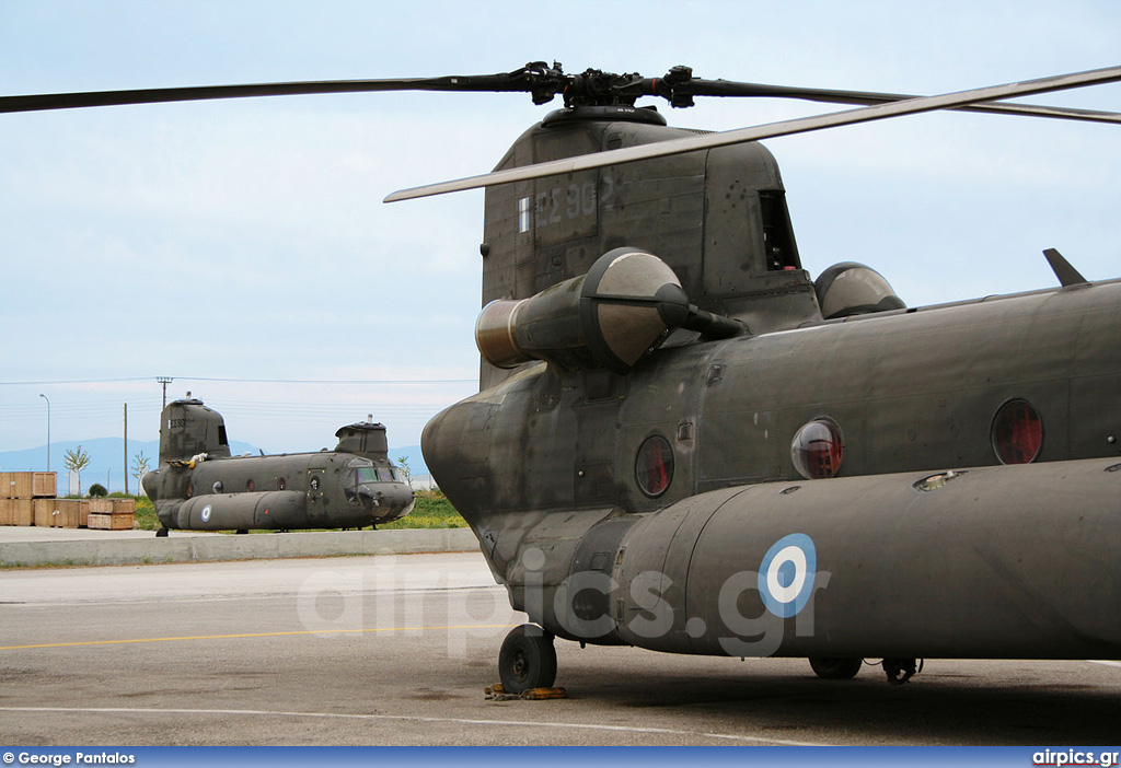 902, Boeing CH-47D Chinook, Hellenic Army Aviation