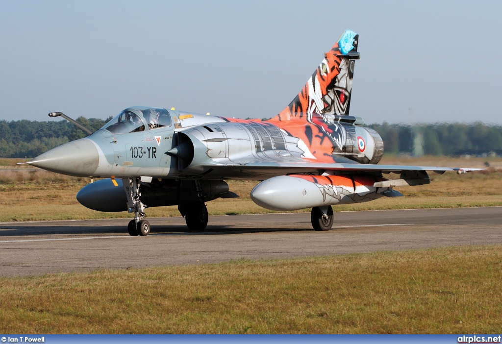 91, Dassault Mirage 2000C, French Air Force
